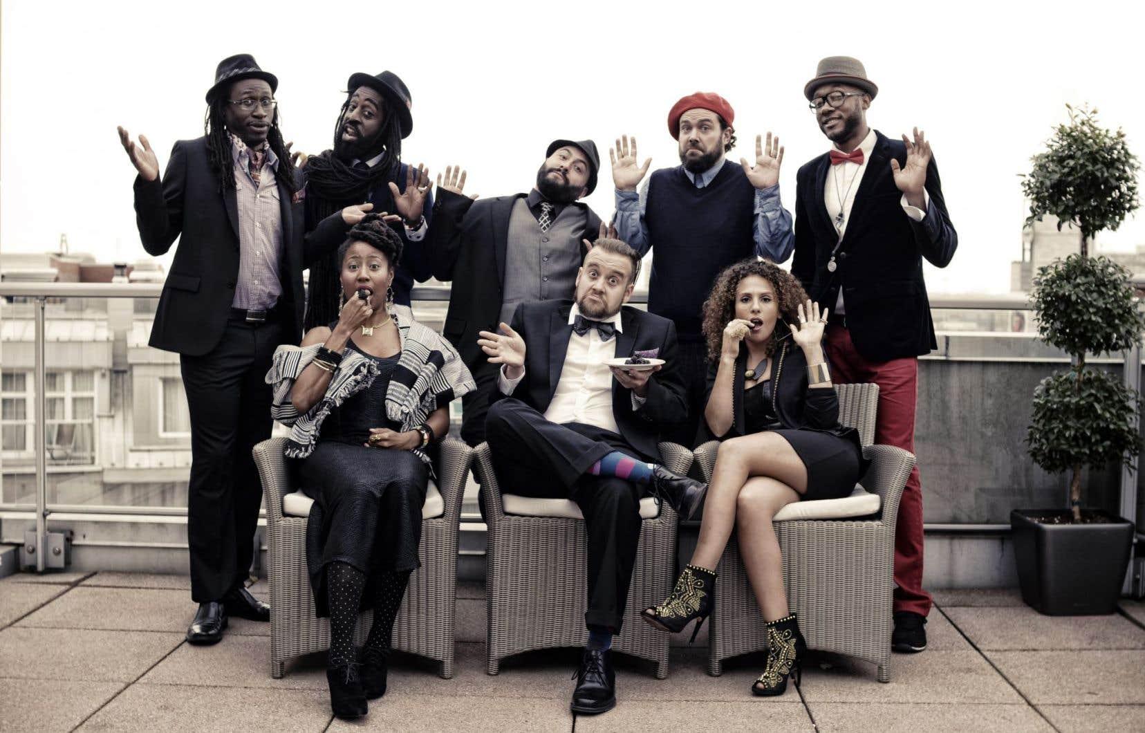 Avec ses complices, le groupe retracera des pans de son histoire en remontant à Nomad's Land, lancé en 2006, et offrira des pièces de son futur album.
