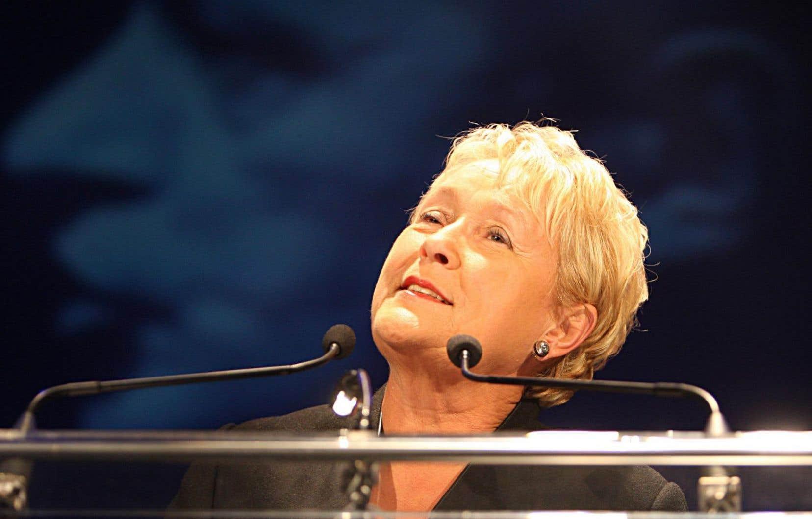 En 2007, les frais d'inscription avaient été fixés à 5000 $. Seule Pauline Marois s'était qualifiée.