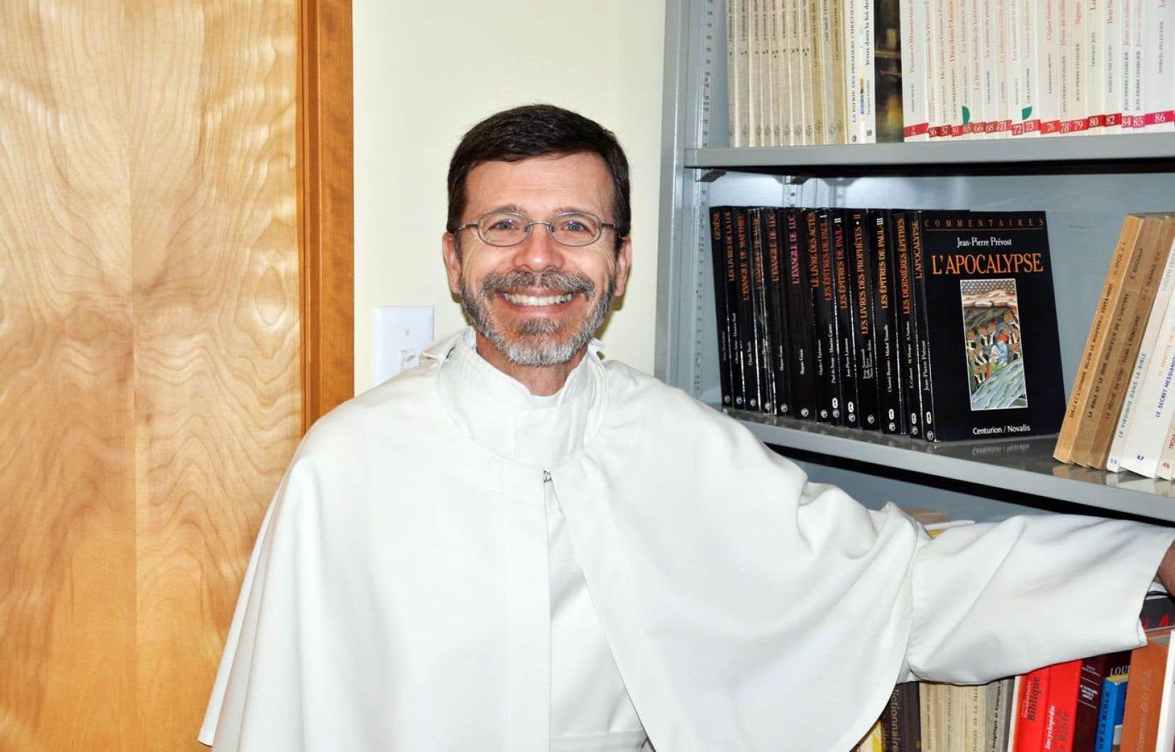 Pour Michel Proulx, le trajet vers l'ordination est long et rempli d'obstacles.
