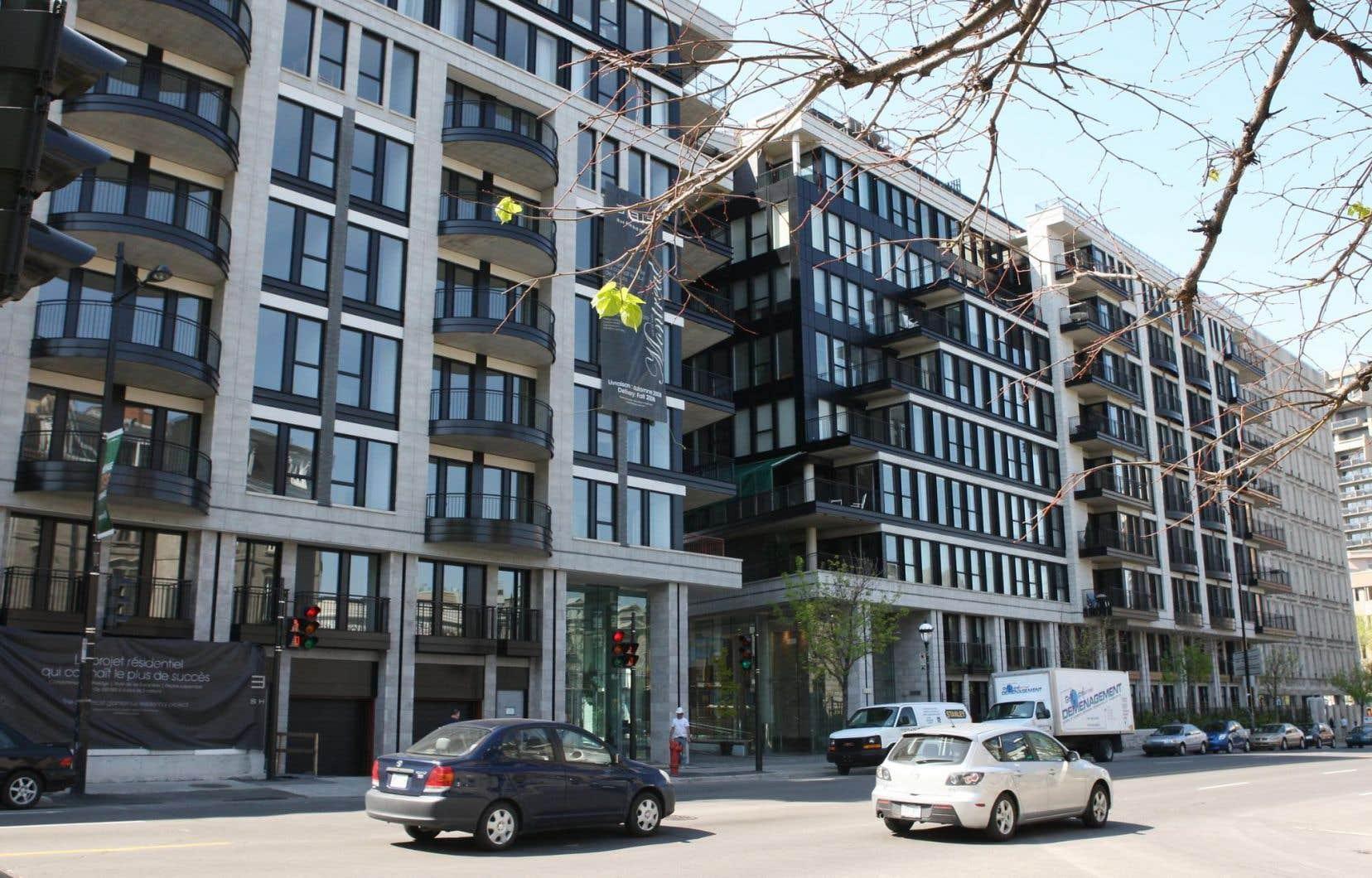 L'organisme Voyagez Futé propose aux promoteurs immobiliers de l'île de Montréal un passeport mobilité qui permet à leurs acheteurs de bénéficier notamment d'un an de transport gratuit.