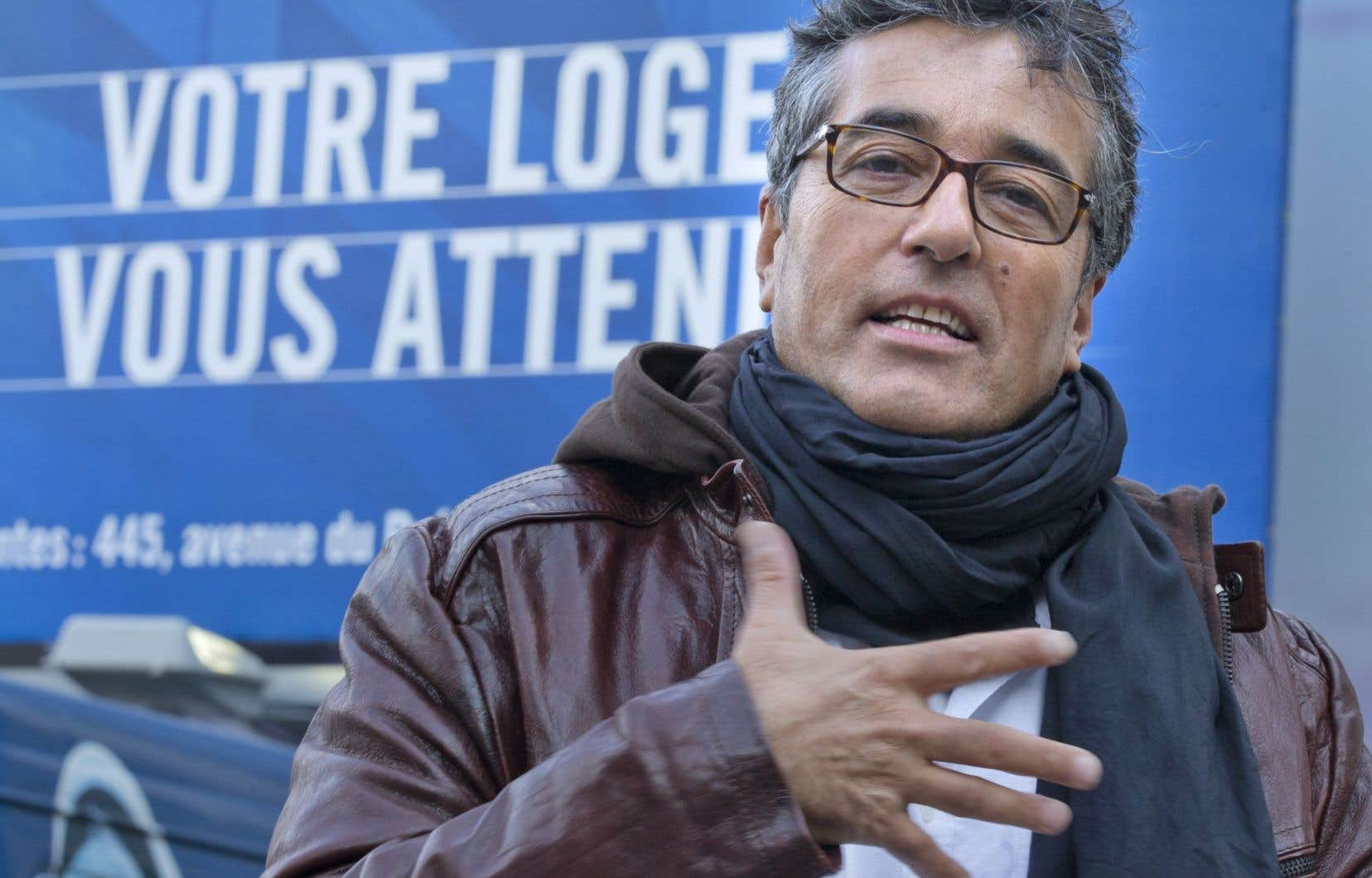 Le candidat défait à l'élection de 2014 dans Laurier-Dorion, Pierre Céré