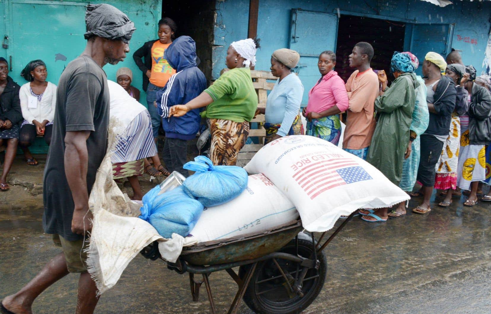 Le pourcentage de personnes sous-alimentées est passé de 23,4% à 13,5%.