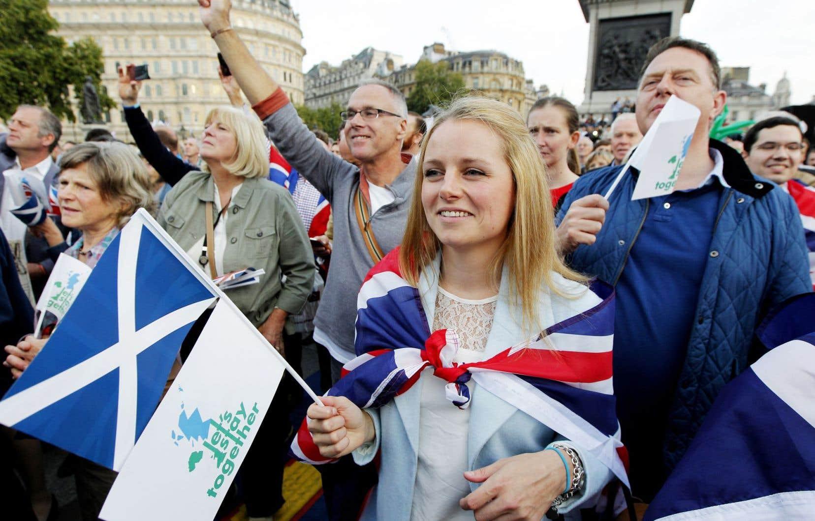 La campagne référendaire en Écosse soulève des craintes ailleurs en Europe.