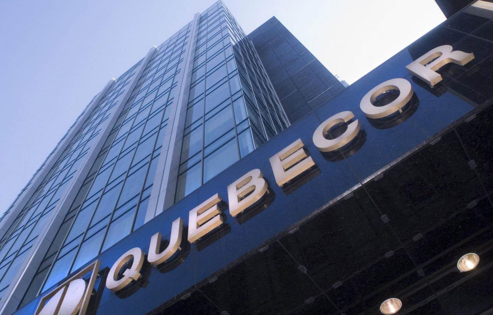 Québecor ne cache pas son désir de prendre de l'expansion dans le reste du Canada.