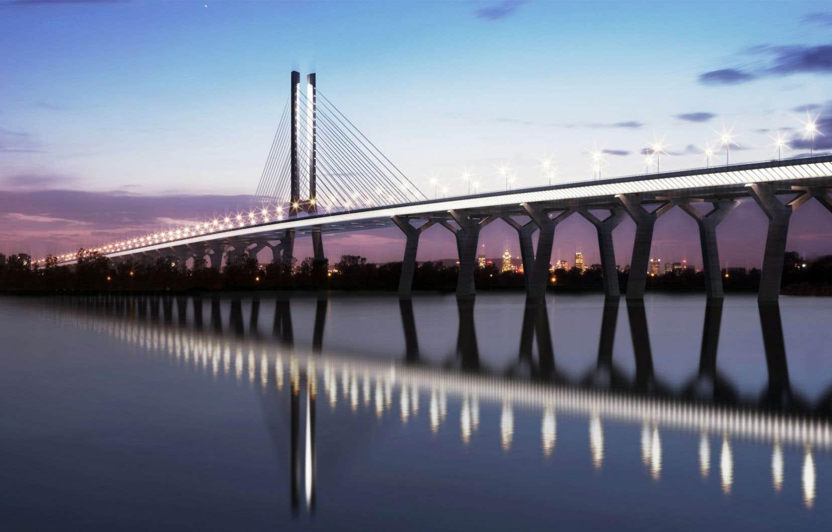 Pour financer les frais annuel seulement, le péage sur le pont Champlain devrait être établi à 0,80$.