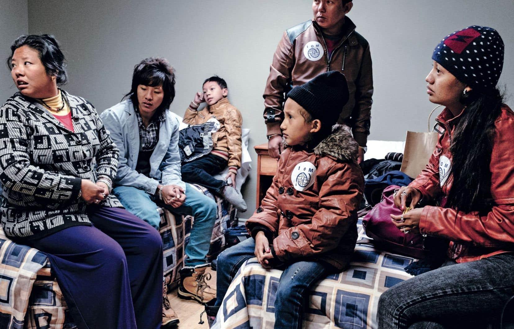 L'an dernier, 10 000 demandeurs d'asile sont venus au Canada.
