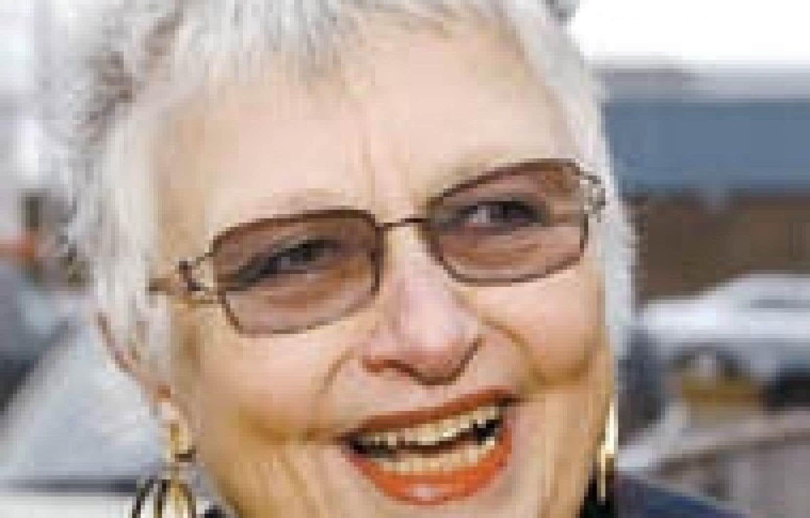 L'ancienne mairesse de Sainte-Foy, Andrée Boucher, prendra les commandes de la mairie de Québec. «Ce que vous me dites ce soir, c'est que vous me faites confiance, mais ce que vous me dites aussi, c'est que vous attendez beaucoup de moi», a-t-e
