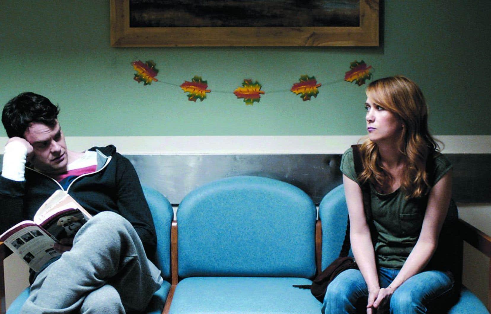 Bill Hader et Kristen Wiig savent faire rire depuis longtemps, grâce à une complicité d'abord établie à Saturday Night Live.