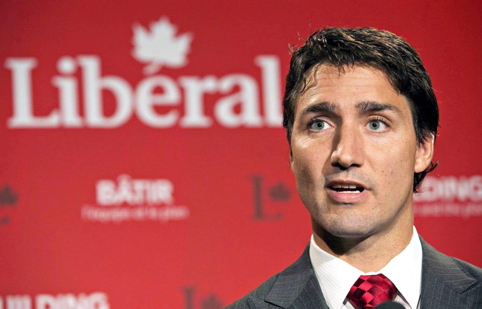 La vigueur renouvelée de la «marque libérale» permet au PLC de Justin Trudeau de devancer le NPD.