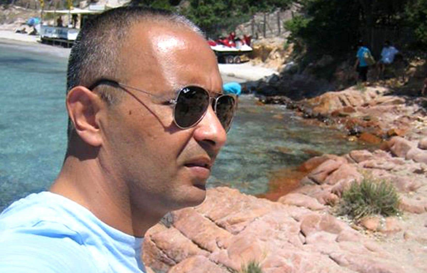 Le journaliste Kamel Daoud