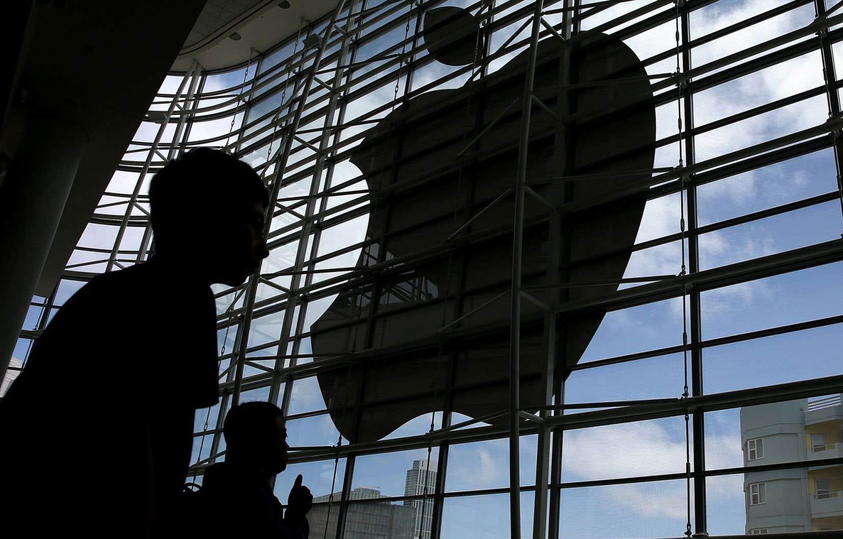 Apple fait partie des multinationales qui se trouvent dans le collimateur de plusieurs gouvernements pour les artifices comptables qui leur évitent de payer de l'impôt.