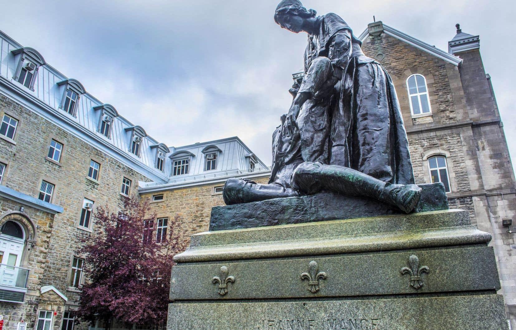 L'Hôtel-Dieu de Montréal commencera à se vider l'an prochain pour garnir le nouveau CHUM.