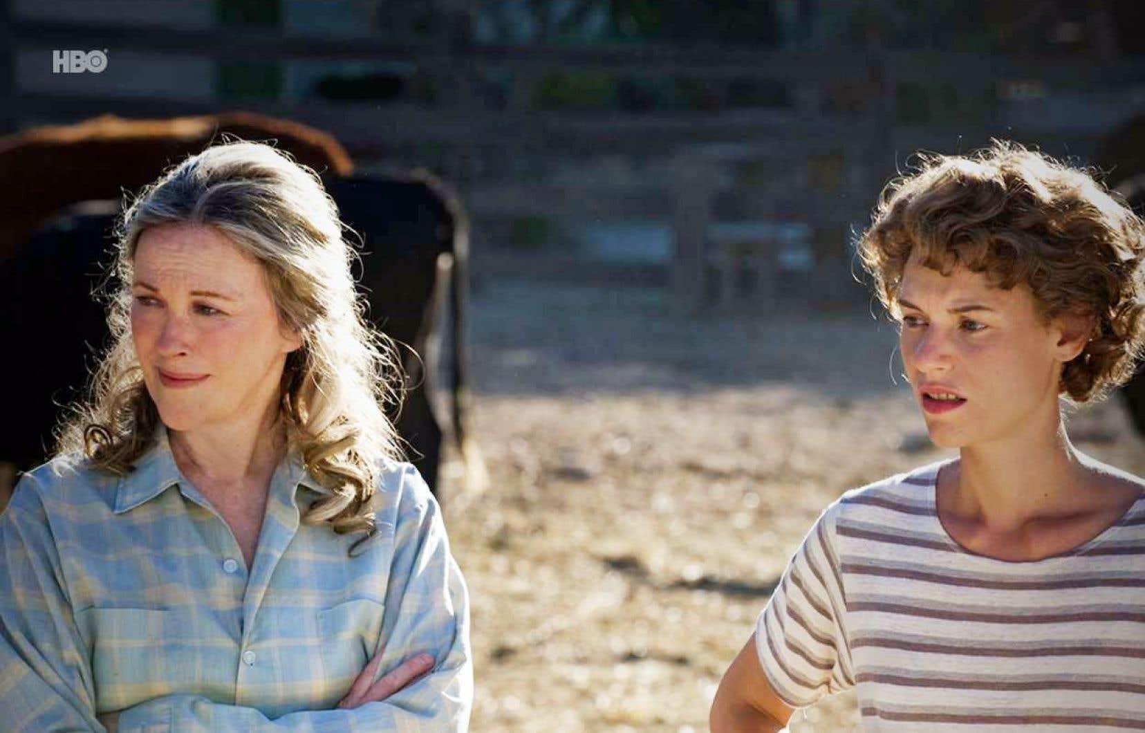 Cette production de HBO raconte de façon plutôt originale l'existence assez bien remplie de Temple Grandin, une autiste devenue célèbre grâce à ses livres et ses innovations.