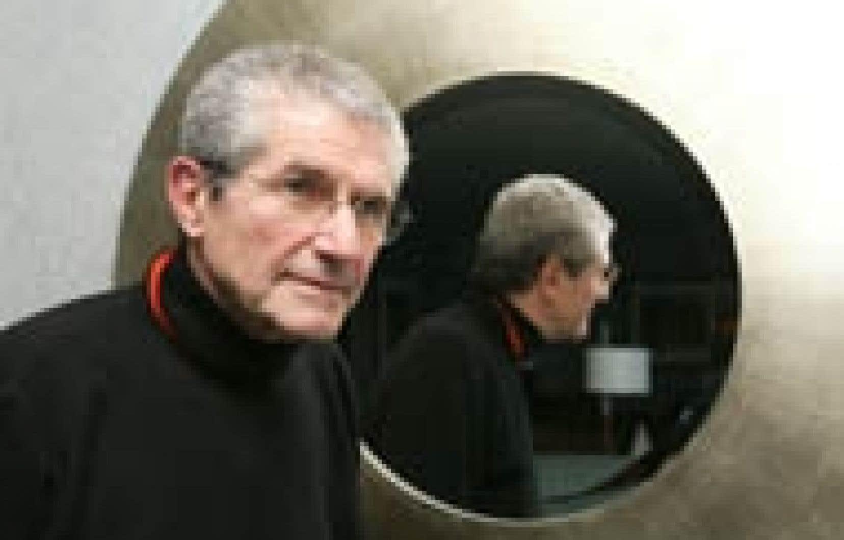 Le cinéaste français Claude Lelouch lance aussi au FIFM son film Le Courage d'aimer.