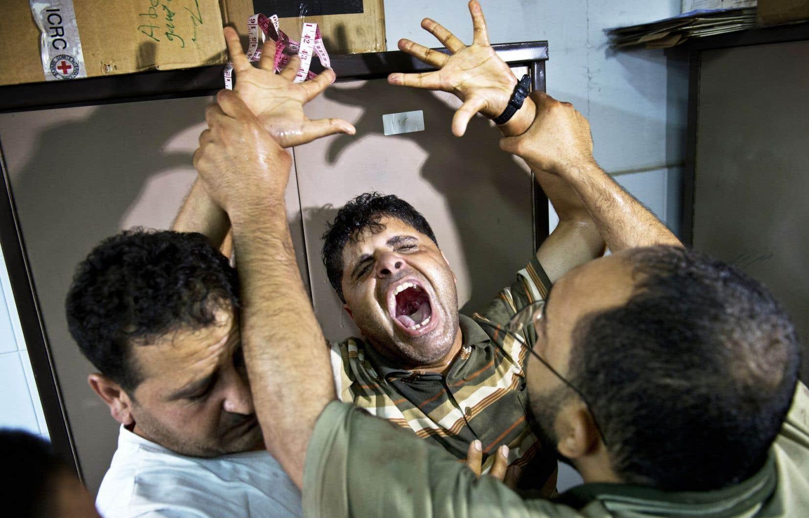 Les morts provoquées par le régime israélien à Gaza contribuent à alimenter la haine de l'Occident au Proche-Orient.