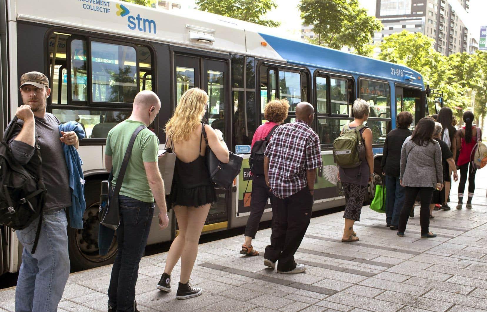 Le sous-financement chronique du transport en commun appelle de nouvelles sources de financement.