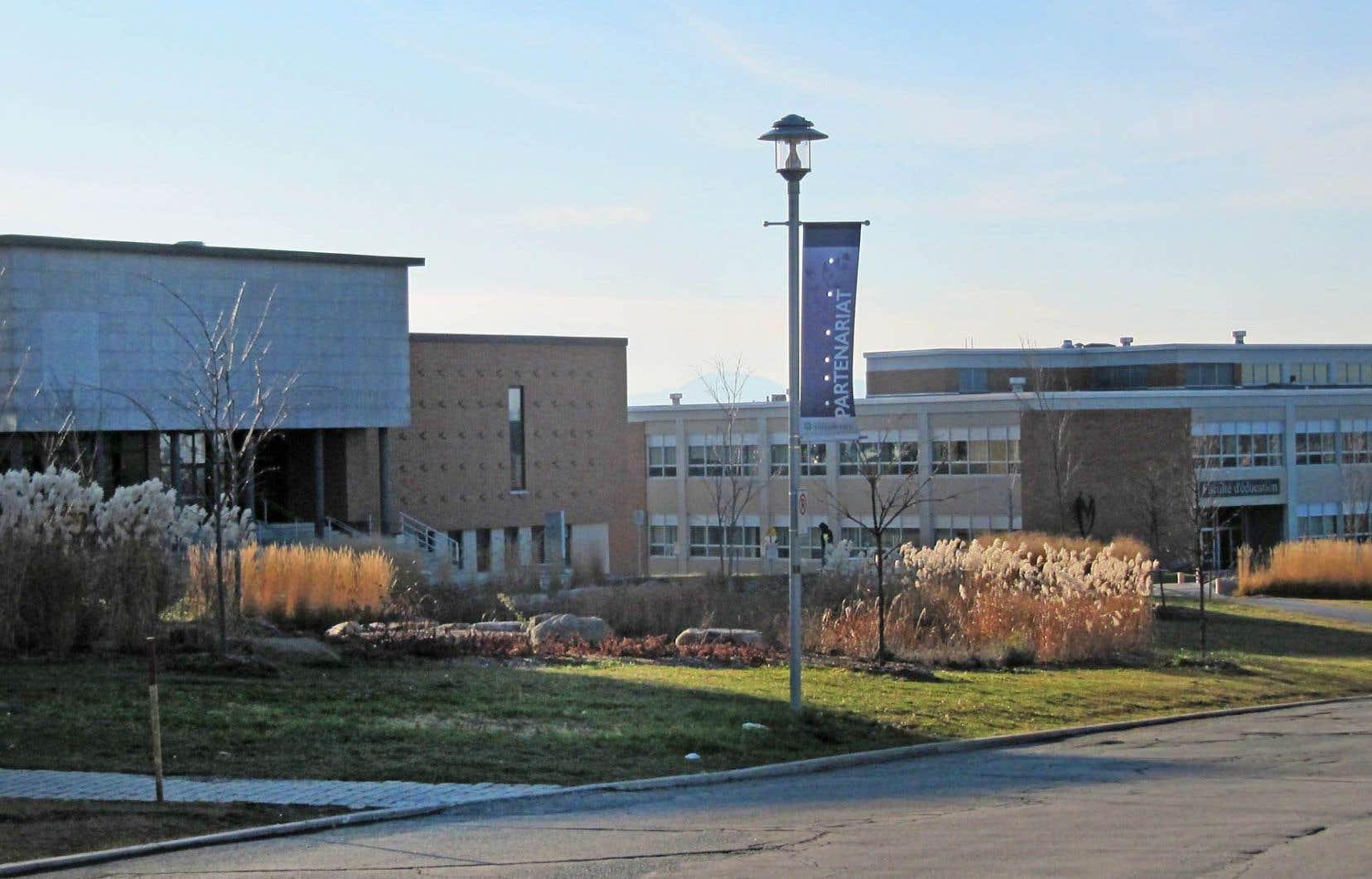 La Faculté d'éducation de l'Université de Sherbrooke