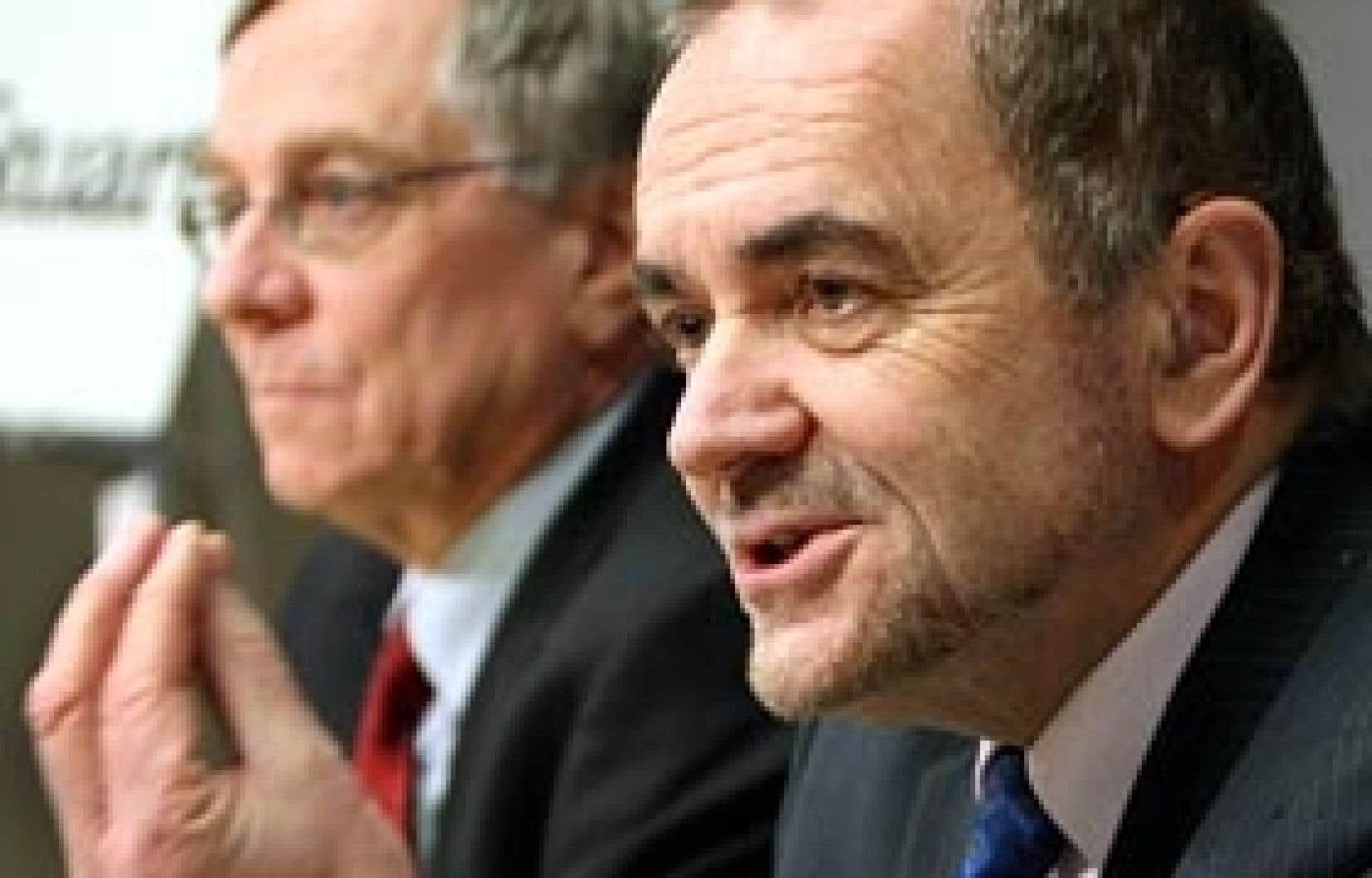 Pour Michel Nadeau, directeur général de l'Institut sur la gouvernance des organisations publiques et privées, la formule actuelle des FIER est basée sur une «vison idyllique des régions».
