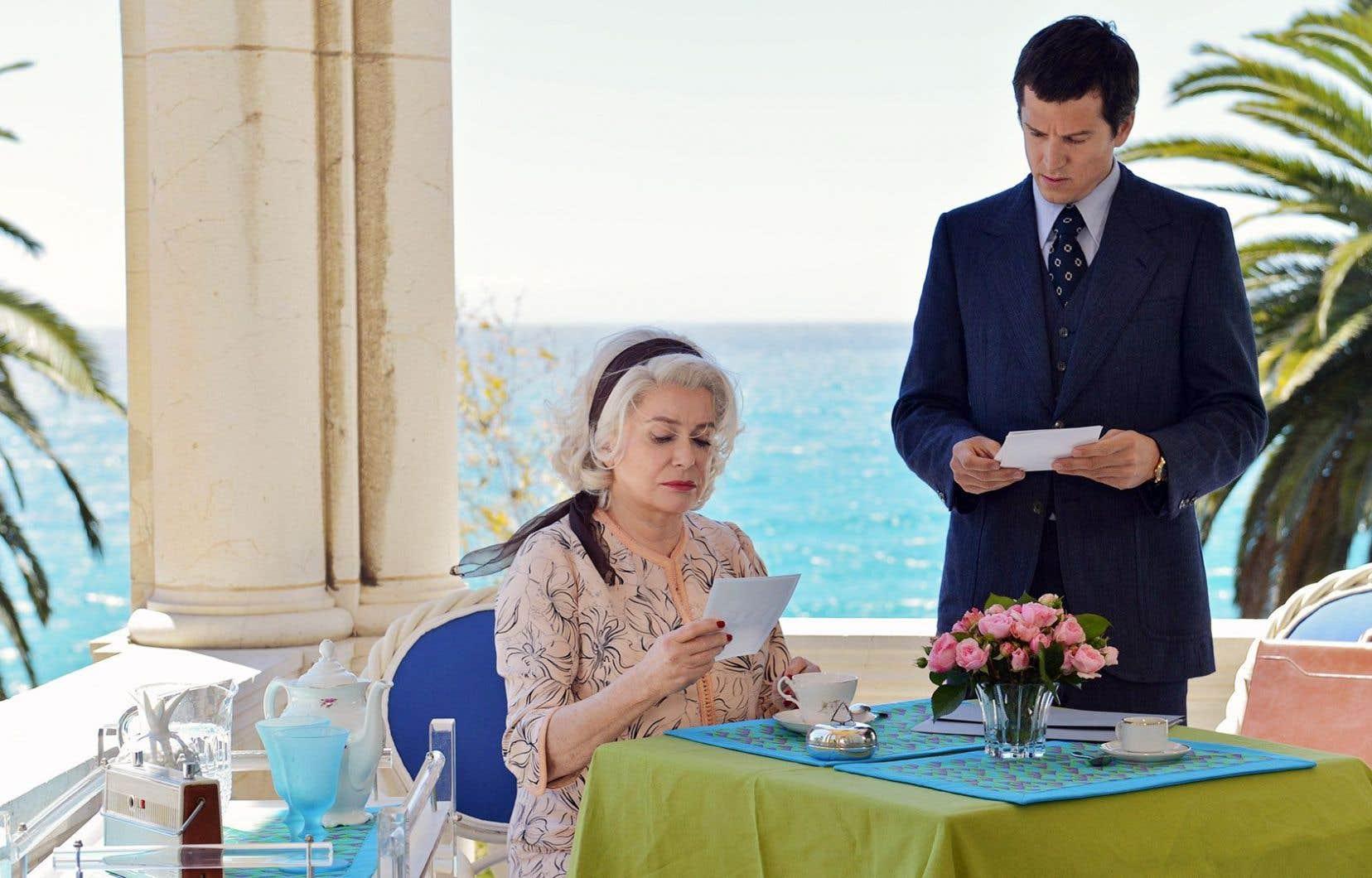 Aux yeux d'André Téchiné, seule Catherine Deneuve pouvait incarner le rôle de Renée Le Roux.