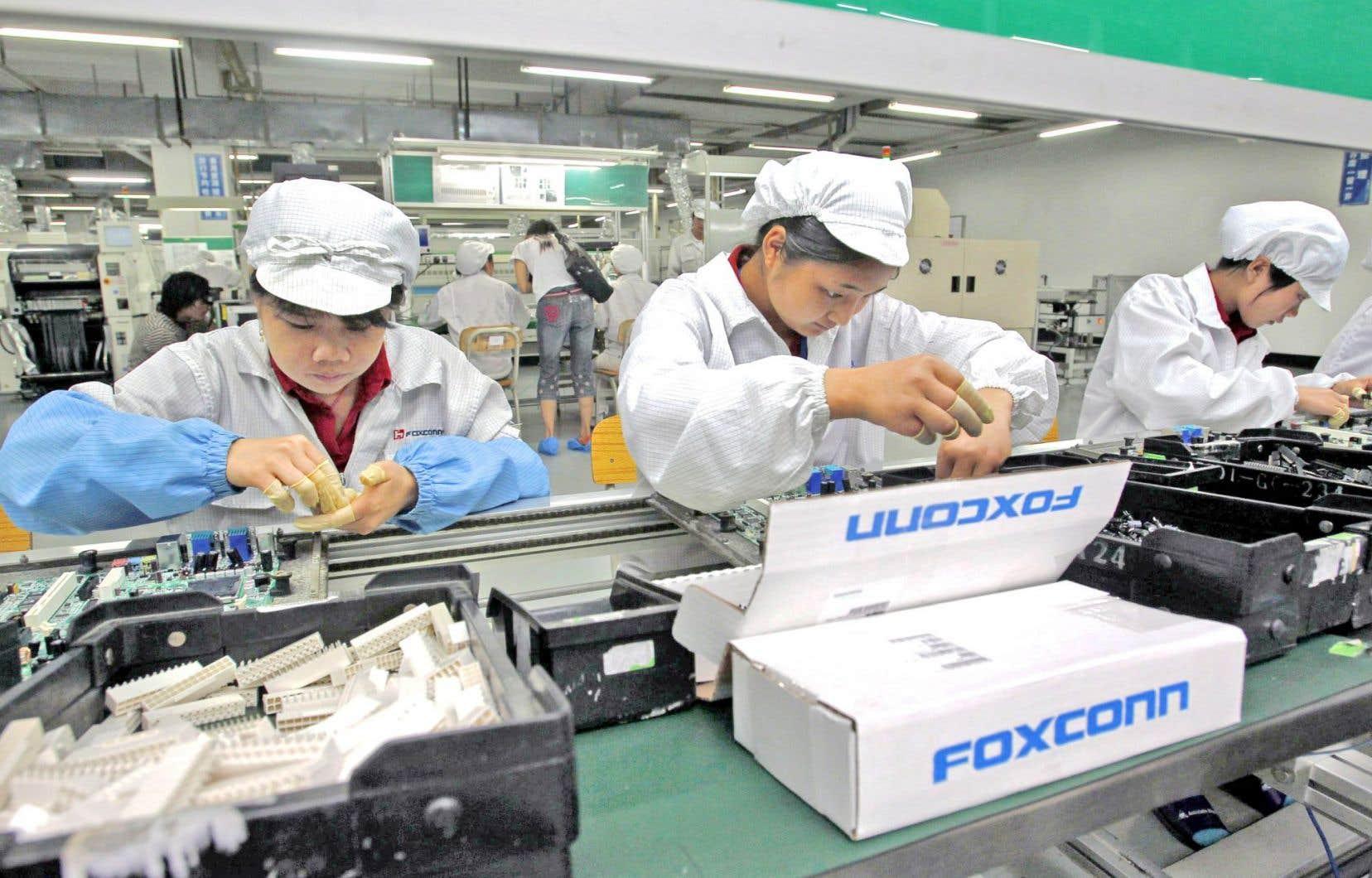 Les États-Unis sont redevenus la destination la plus choisie (27%) pour implanter de nouvelles usines américaines.