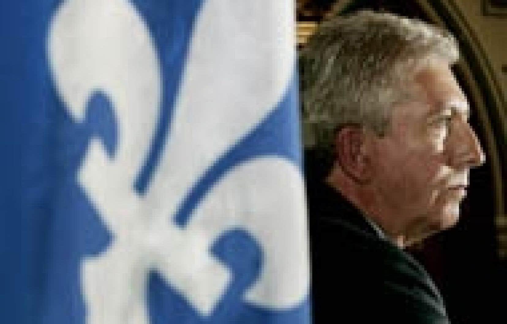 Selon Gilles Duceppe, il n'en tient qu'aux libéraux de ne pas revivre la guerre de procédures qui a sévi aux Communes le printemps dernier.