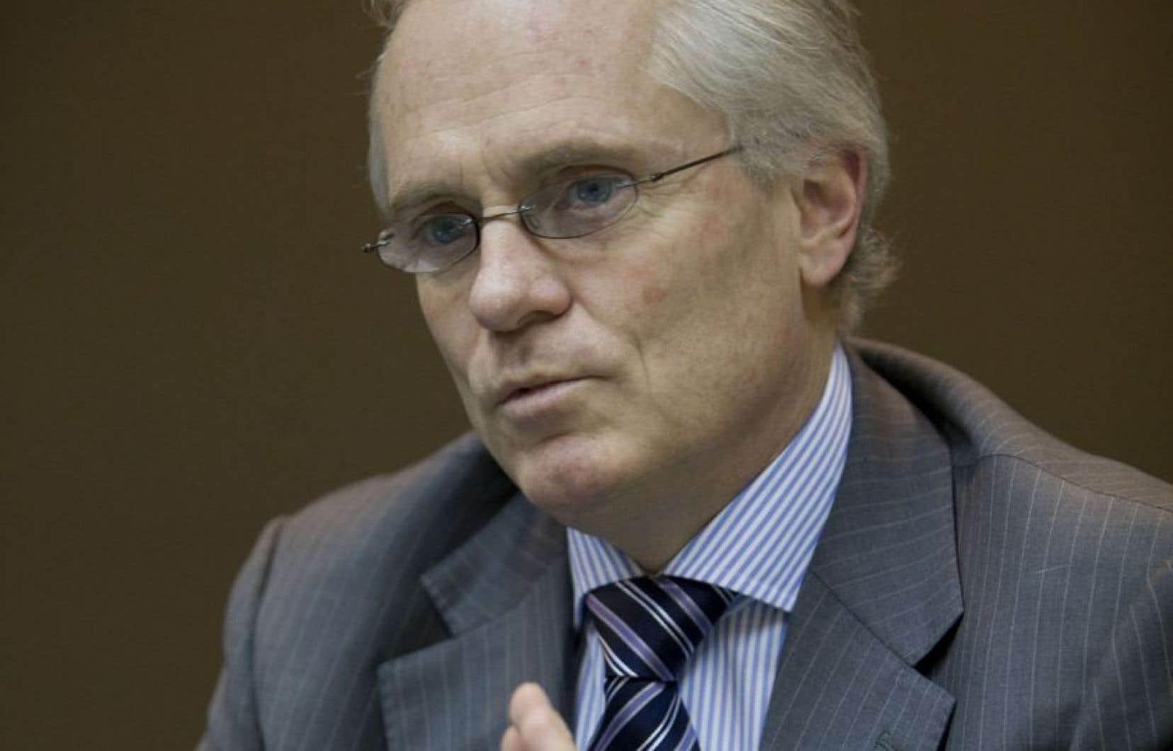 «Il n'y a aucun projet sans impact dans le secteur de l'énergie, souligne Michael Binnion.