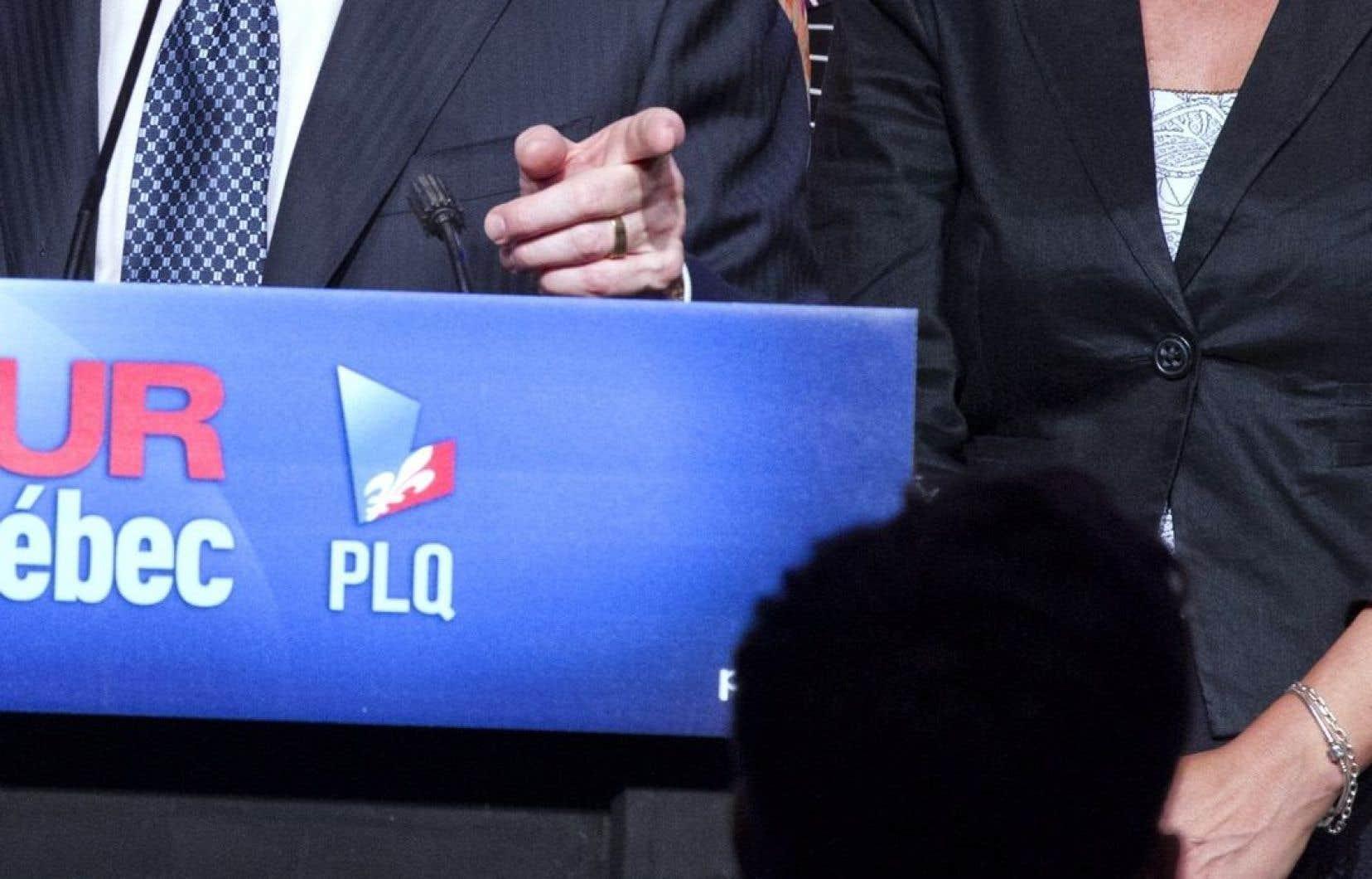 <em>«Le monde des affaires qui, lui, veut au-delà de tout la stabilité, ils ont mis davantage leurs oeufs dans le panier du Parti libéral», </em>dit le professeur Denis Saint-Martin, du département de sciences politiques de l'Université de Montréal.