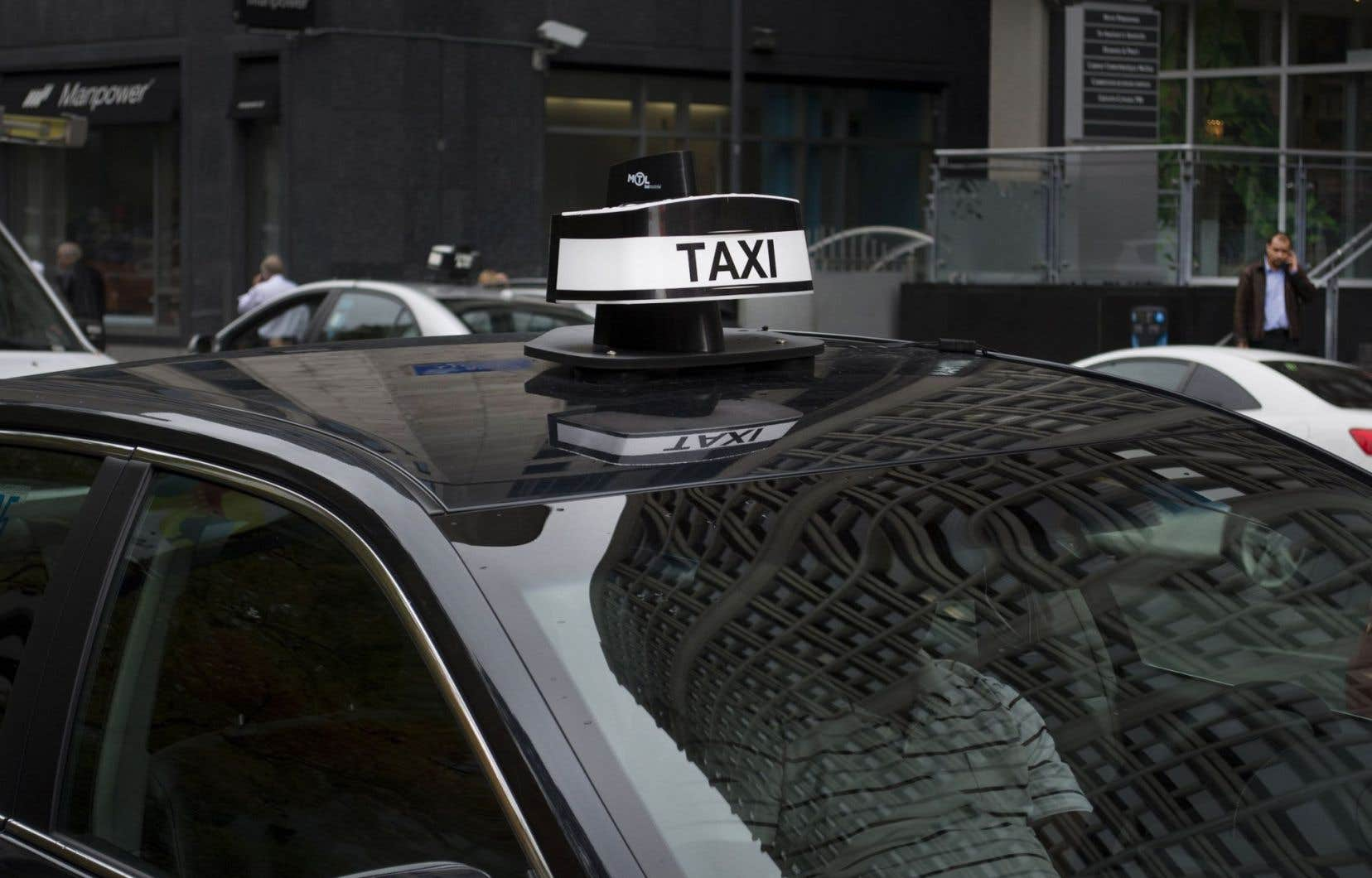 Mercredi, l'application de covoiturage d'UberX, qui permet à des automobilistes de transporter des passagers contre rémunération, a été activée à Montréal.