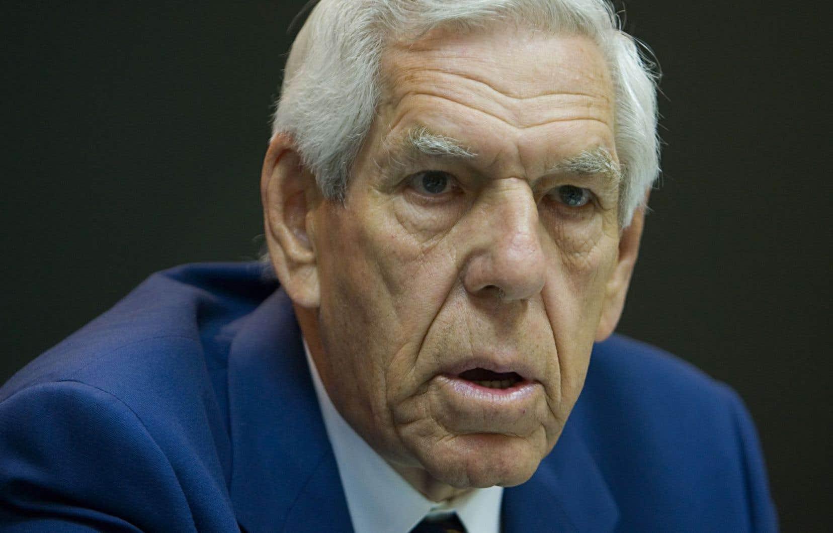 La réforme du ministre Gaétan Barrette n'est pas la voie à prendre en santé, dit Claude Castonguay.