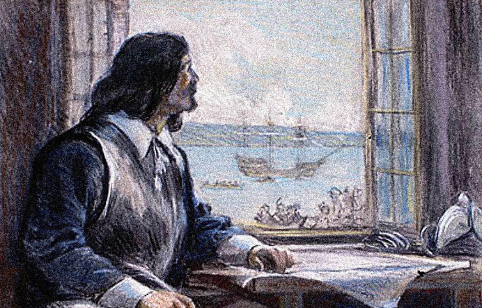 Samuel de Champlain par George Agnew Reid