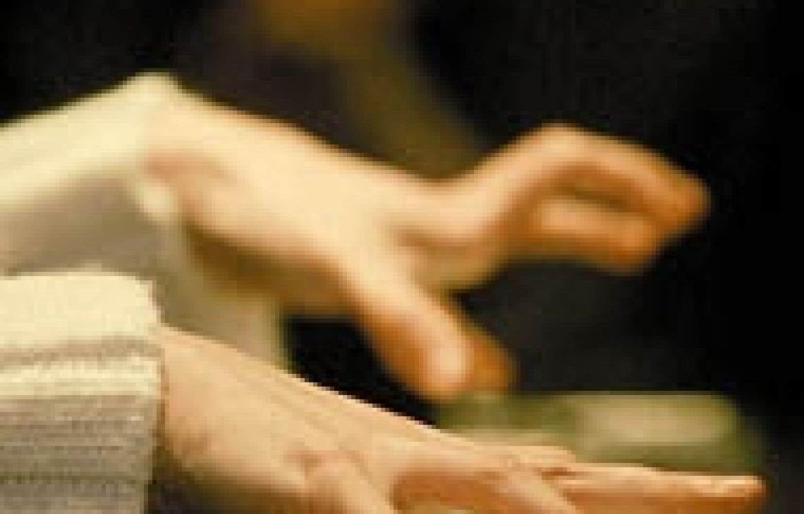 «Lorsque l'interprète joue une partition, pense-t-il à la prochaine mesure ou au prochain temps?»