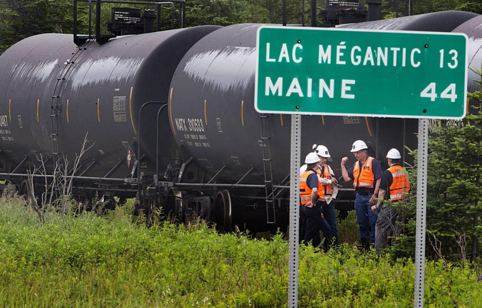 Dans la 21e circonscription de l'État de New York, la catastrophe de Lac-Mégantic a été un tournant dans le débat sur le transport du pétrole aux États-Unis.