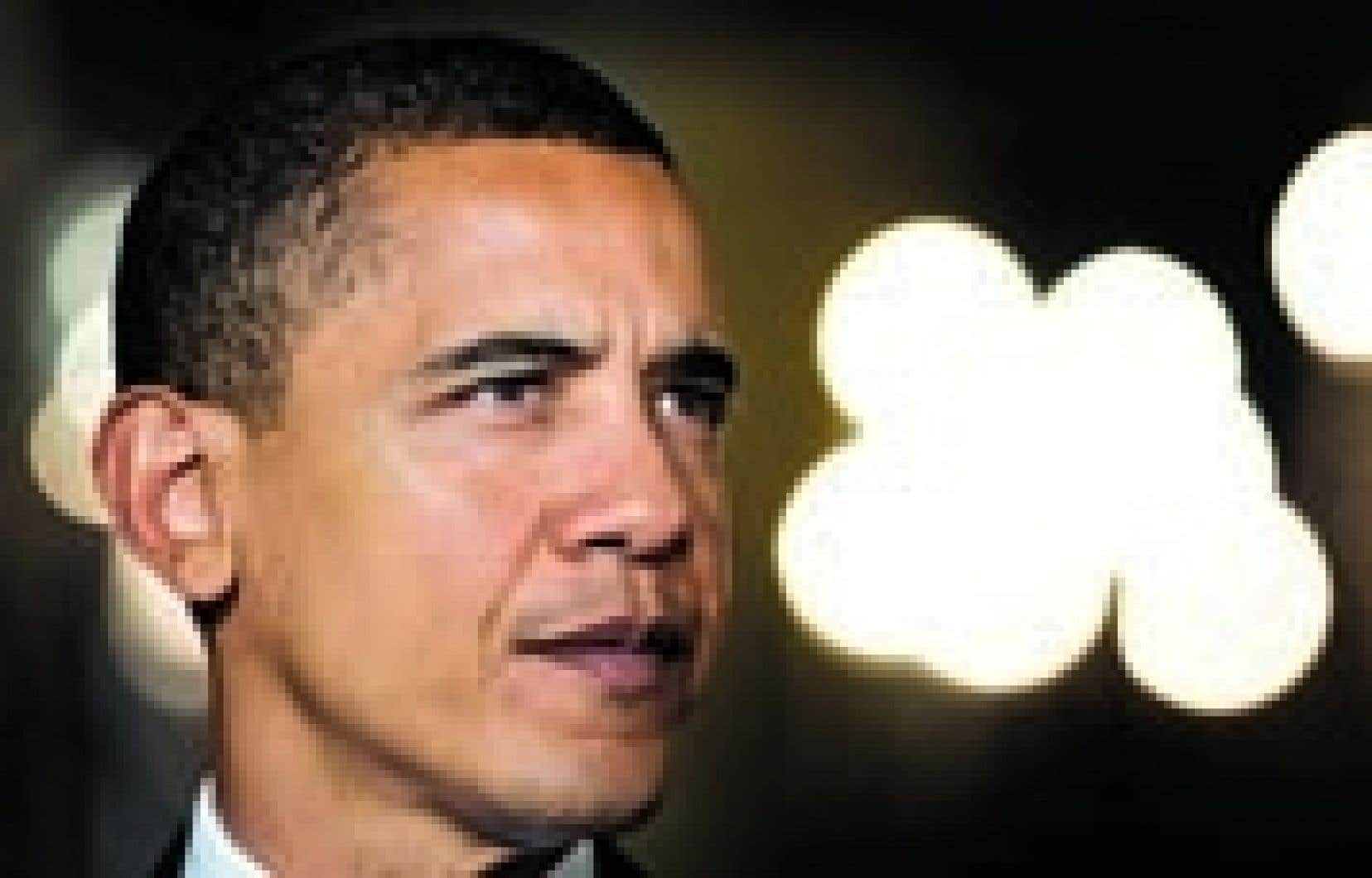 Barack Obama s'en est pris à ces Américains, individus ou entreprises, qui «se dérobent» à leurs responsabilités, «encouragés par un système fiscal défaillant» et servant les intérêts des riches.