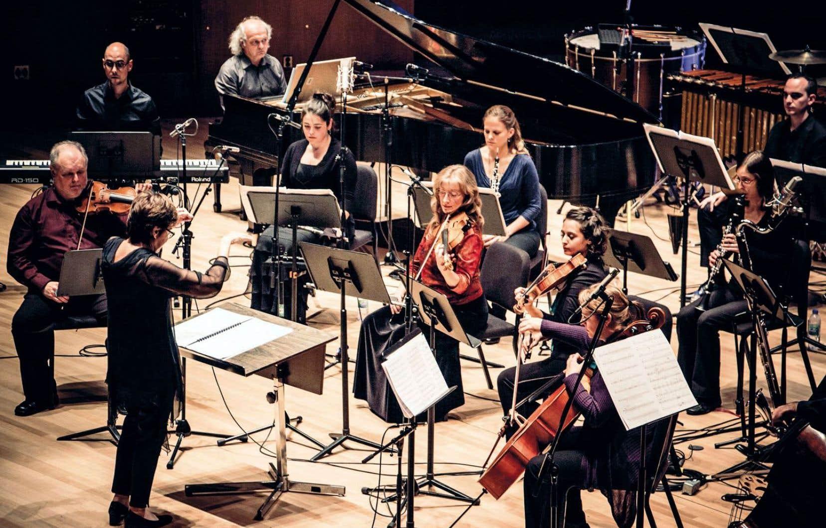 LeNouvel Ensemble moderne