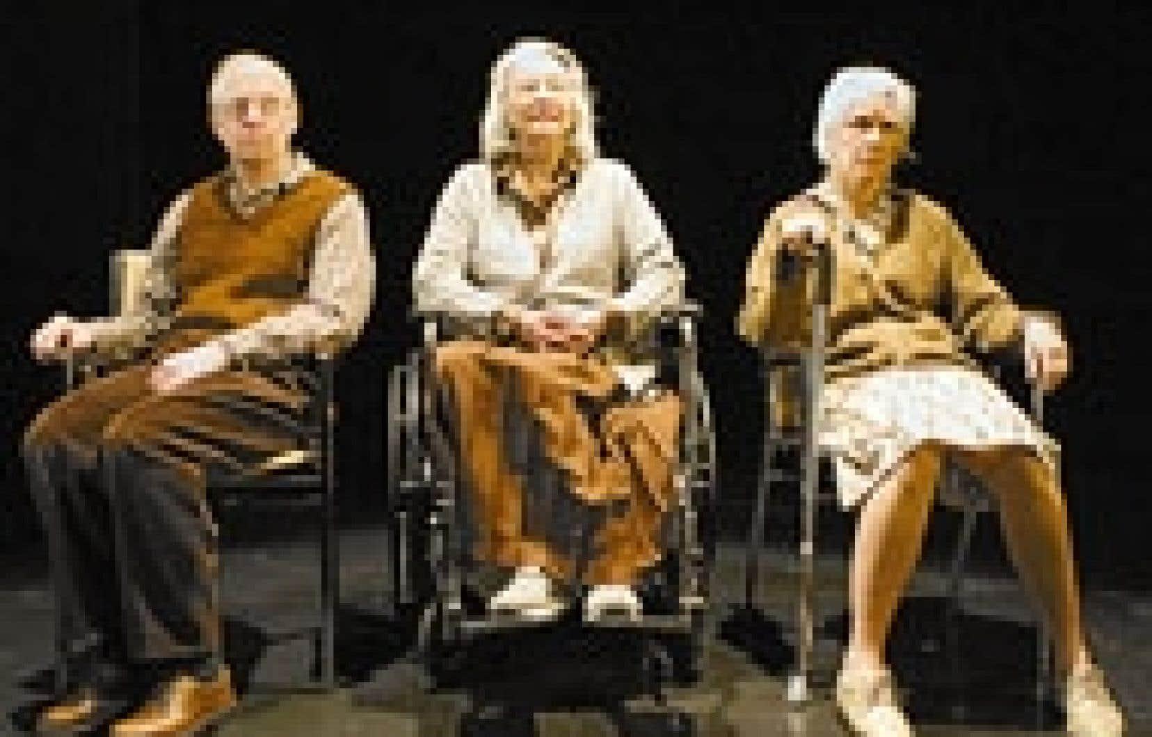 Dans Half Life, les rôles principaux sont interprétés avec sobriété et naturel. Source: FTA