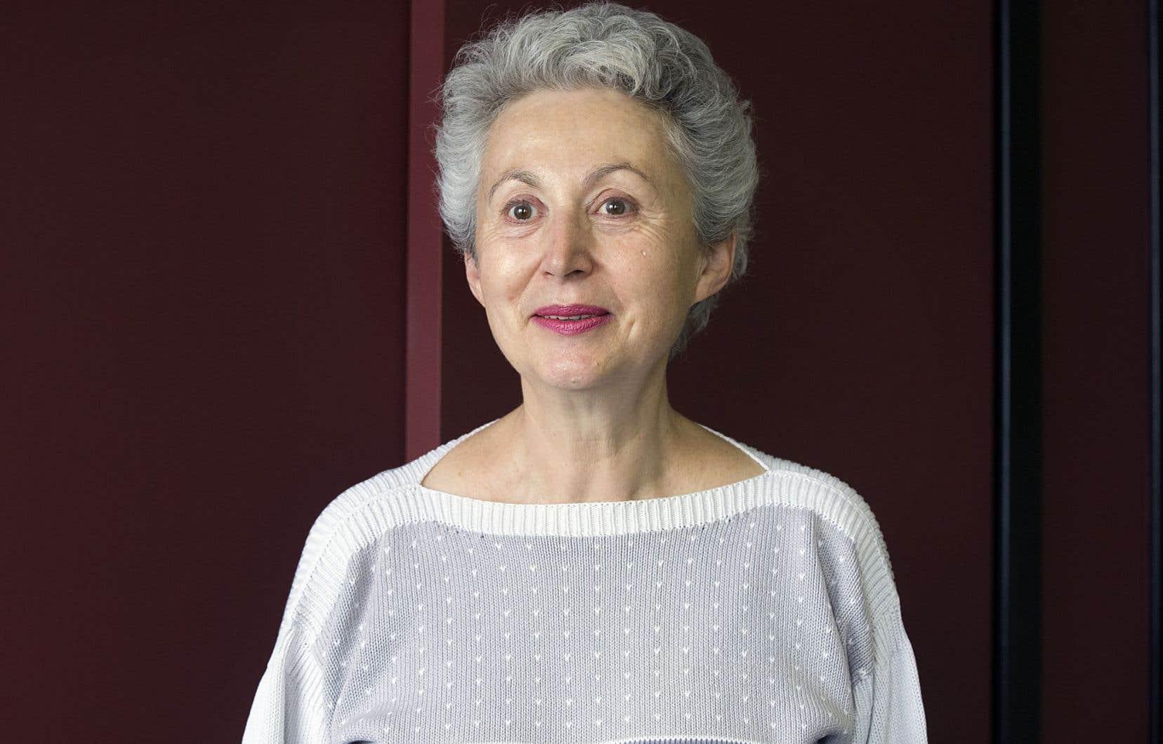L'historienne féministe Florence Montreynaud