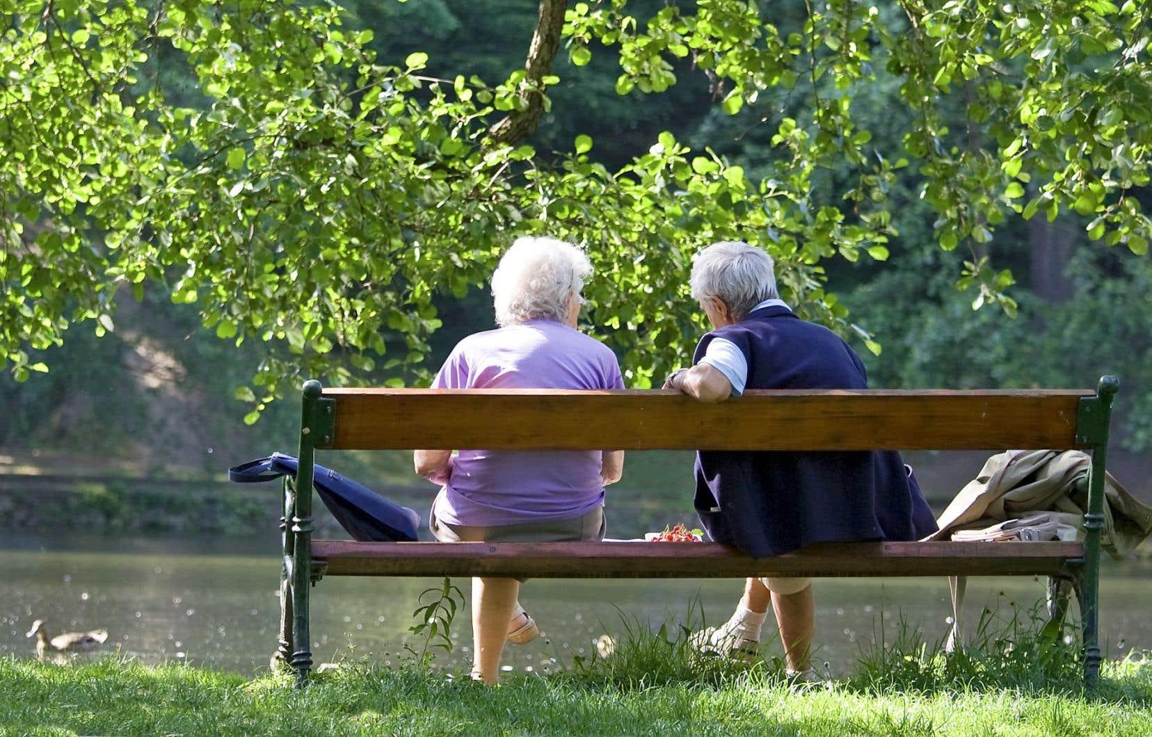 La rente longévité, qui aurait été financée à parts égales par les employeurs et les travailleurs, était un des gros morceaux du rapport D'Amours.
