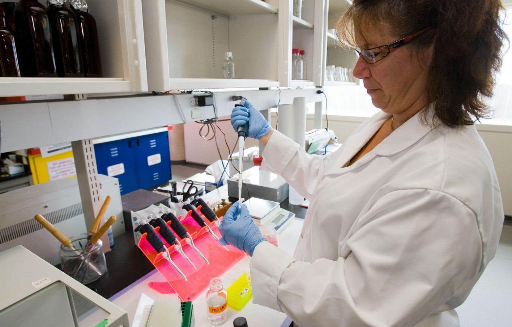 La recherche semble perçue comme une dépense et non comme un investissement pour la société.
