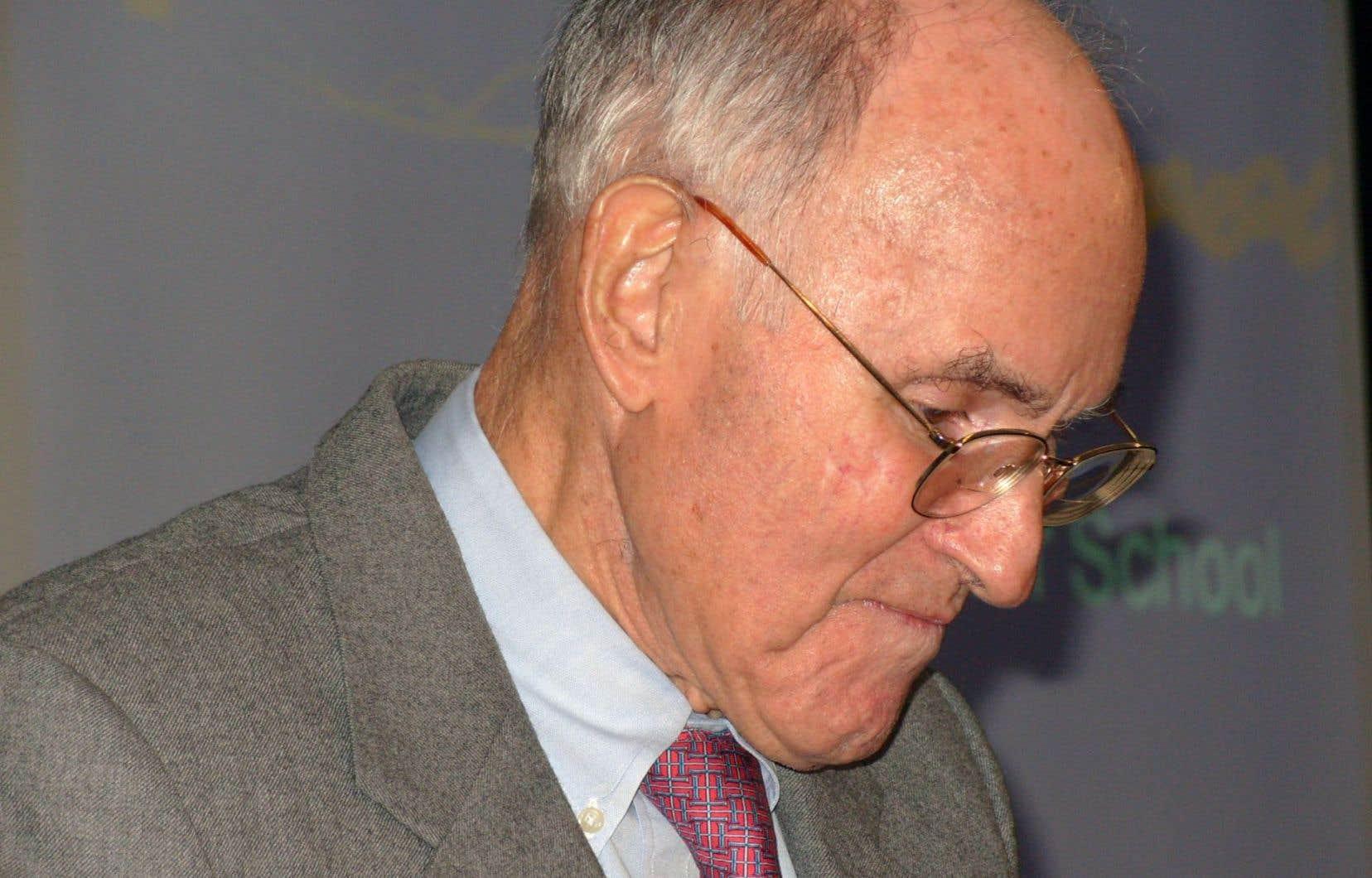 Daniel Edelman en 2008
