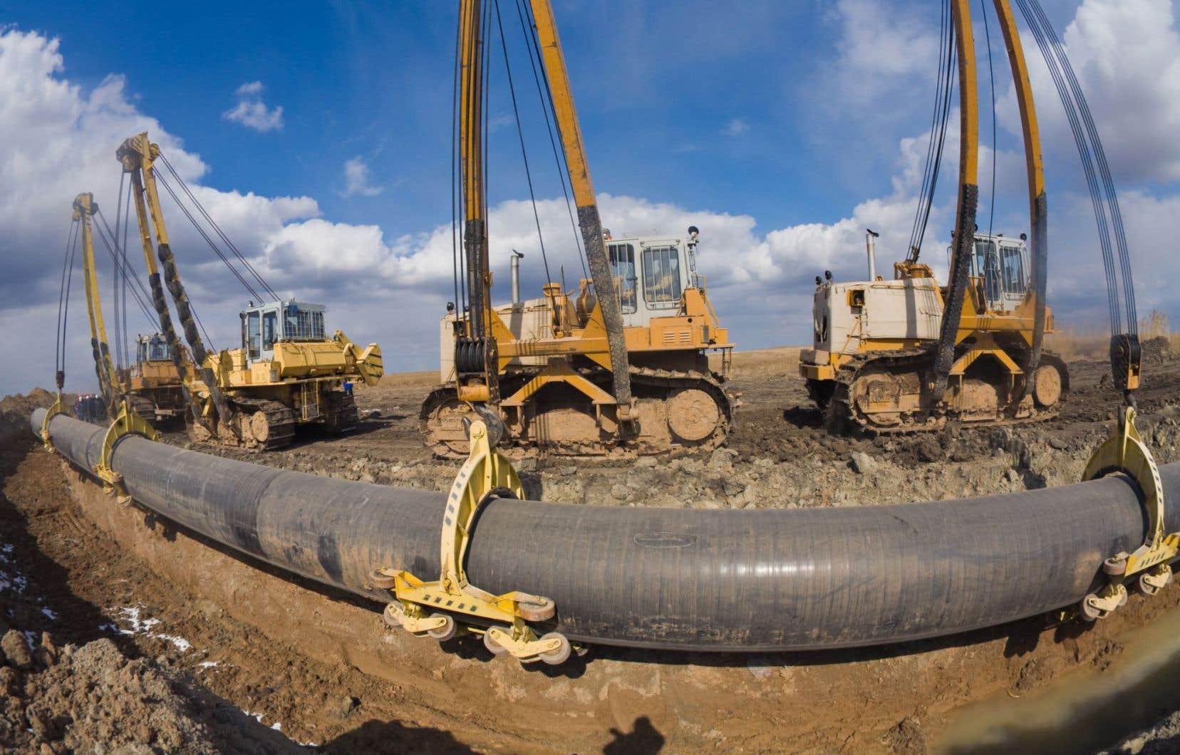 Les Canadiens sont plus susceptibles de s'opposer à la construction de l'oléoduc Keystone XL (44 %) que de la soutenir (36 %), tandis que 20 % se disent neutres.