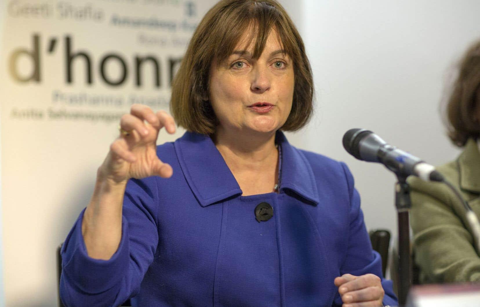 La présidente du Conseil, Julie Miville-Dechêne, affirme que la mise en place d'un service de garde à contribution réduite, en 1997, a soutenu la percée des femmes sur le marché du travail.