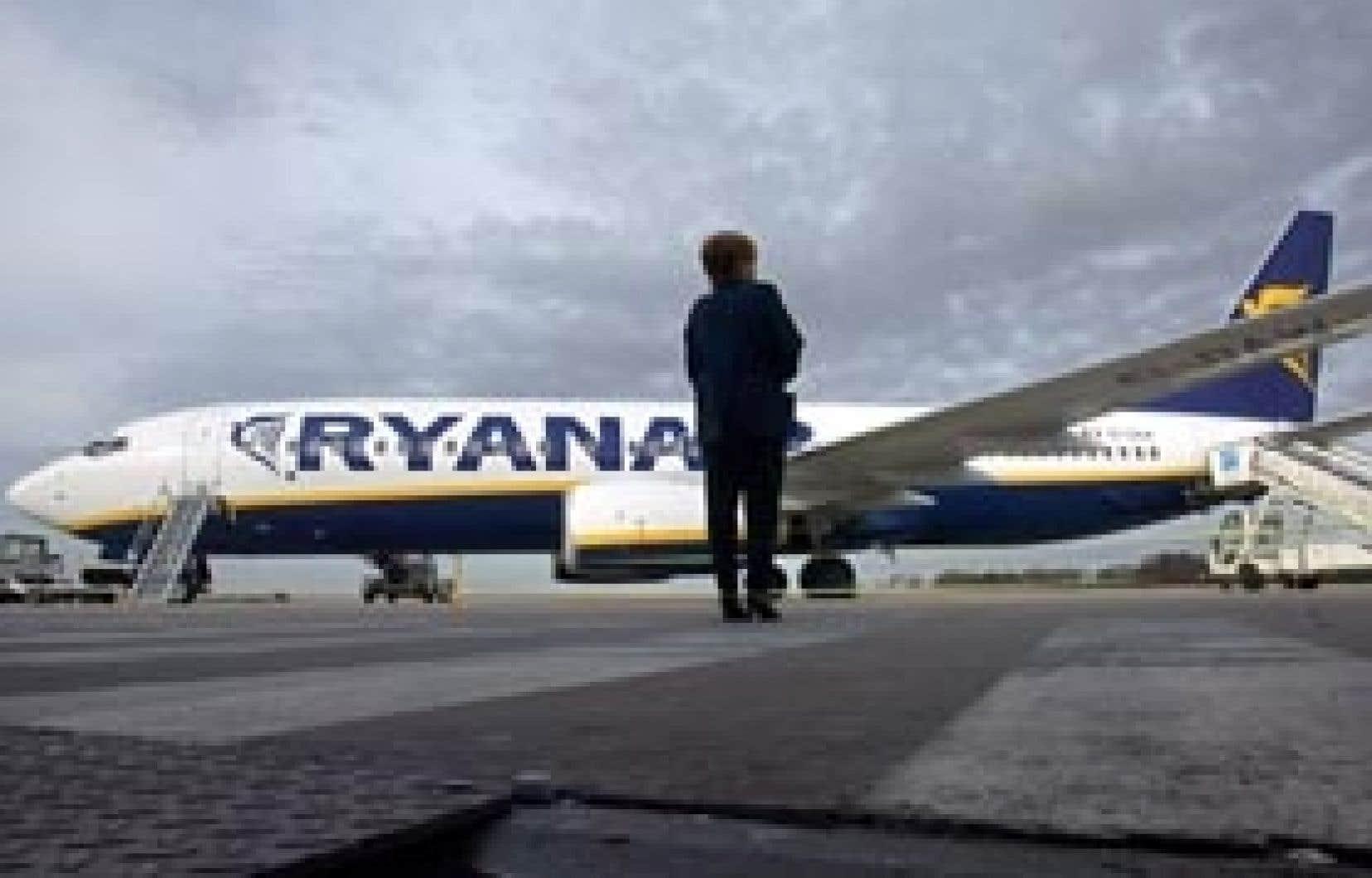 En plus de tous les soucis relatifs aux voyages en avion, les clients de la compagnie aérienne Ryanair devront peut-être s'inquiéter de leur poids avant l'embarquement.