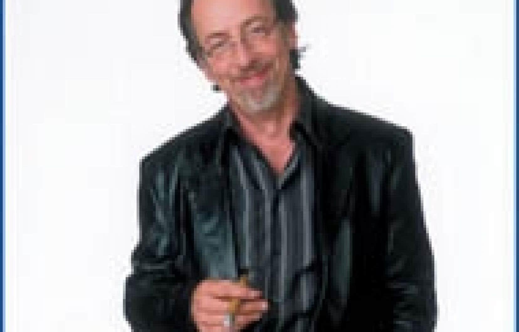 Benoît Dutrizac a appris la nouvelle de son congédiement vendredi par le producteur de l'émission les Francs-tireurs. — Source Télé-Québec