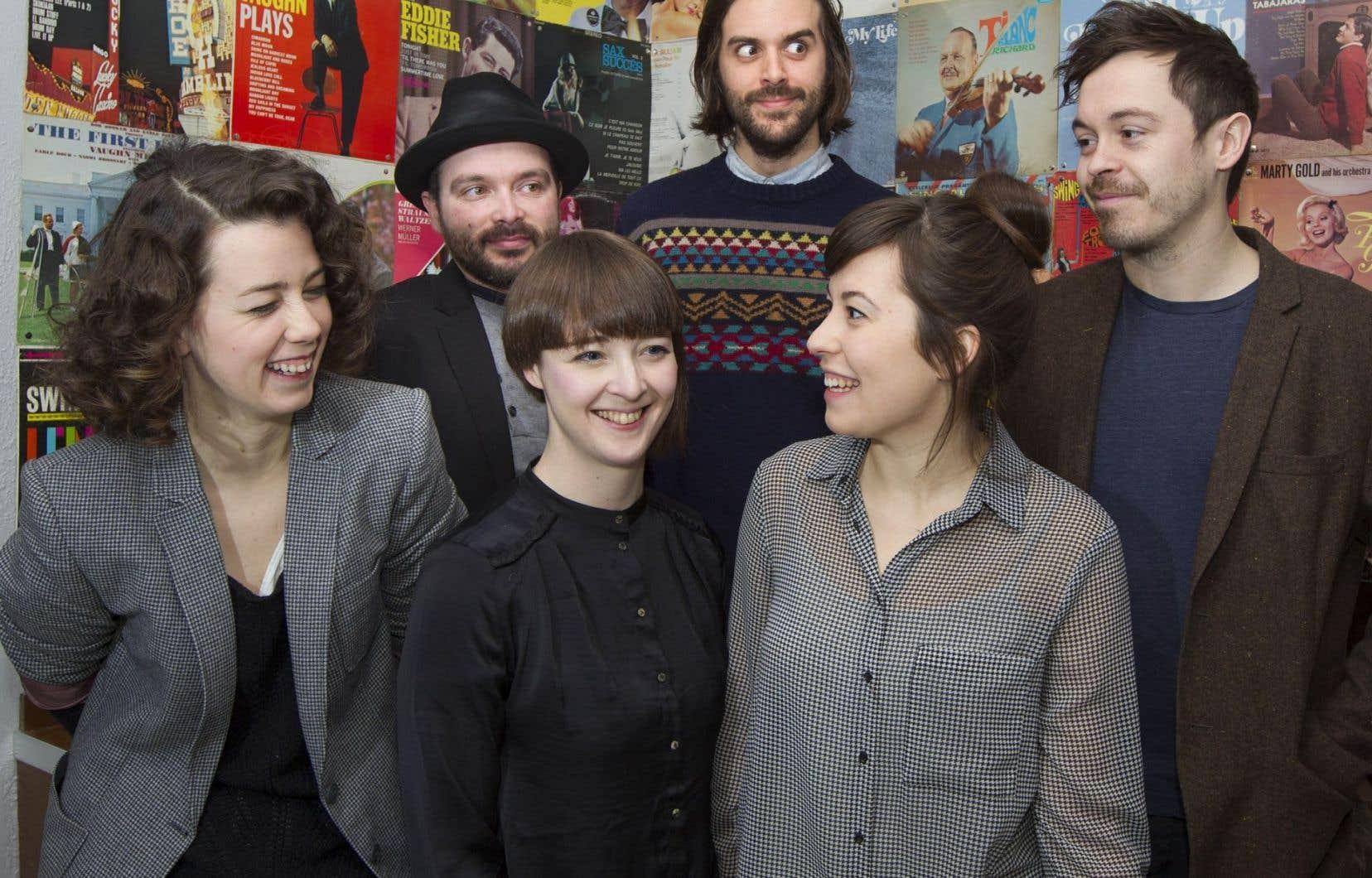 La sélection officielle de 2014 compte une grande majorité de groupes québécois: on peut retrouver les derniers disques de Monogrenade.