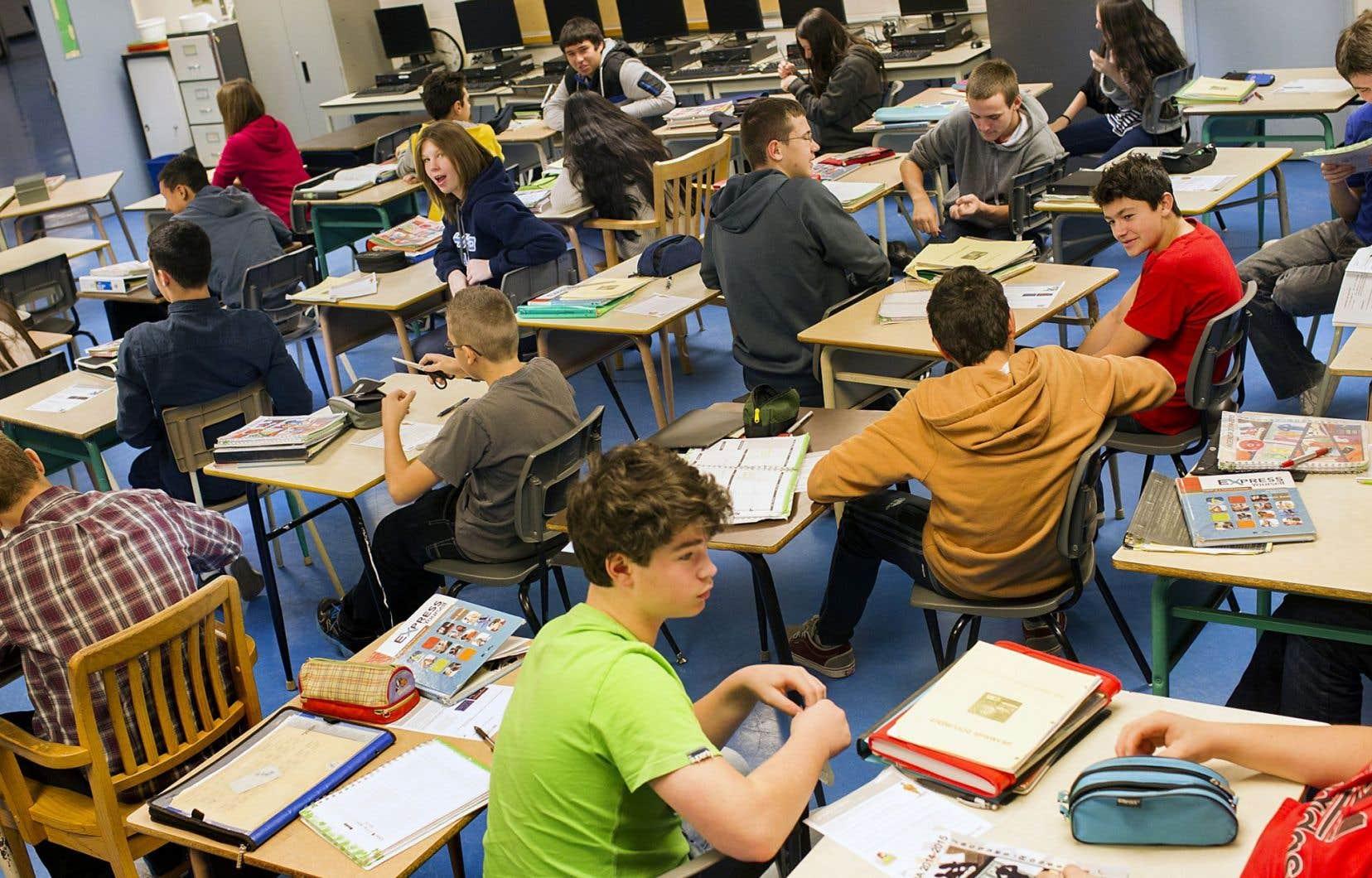 Le Conseil supérieur de l'Éducation propose la création d'un observatoire pour suivre ce qui se fait dans les classes au Québec.