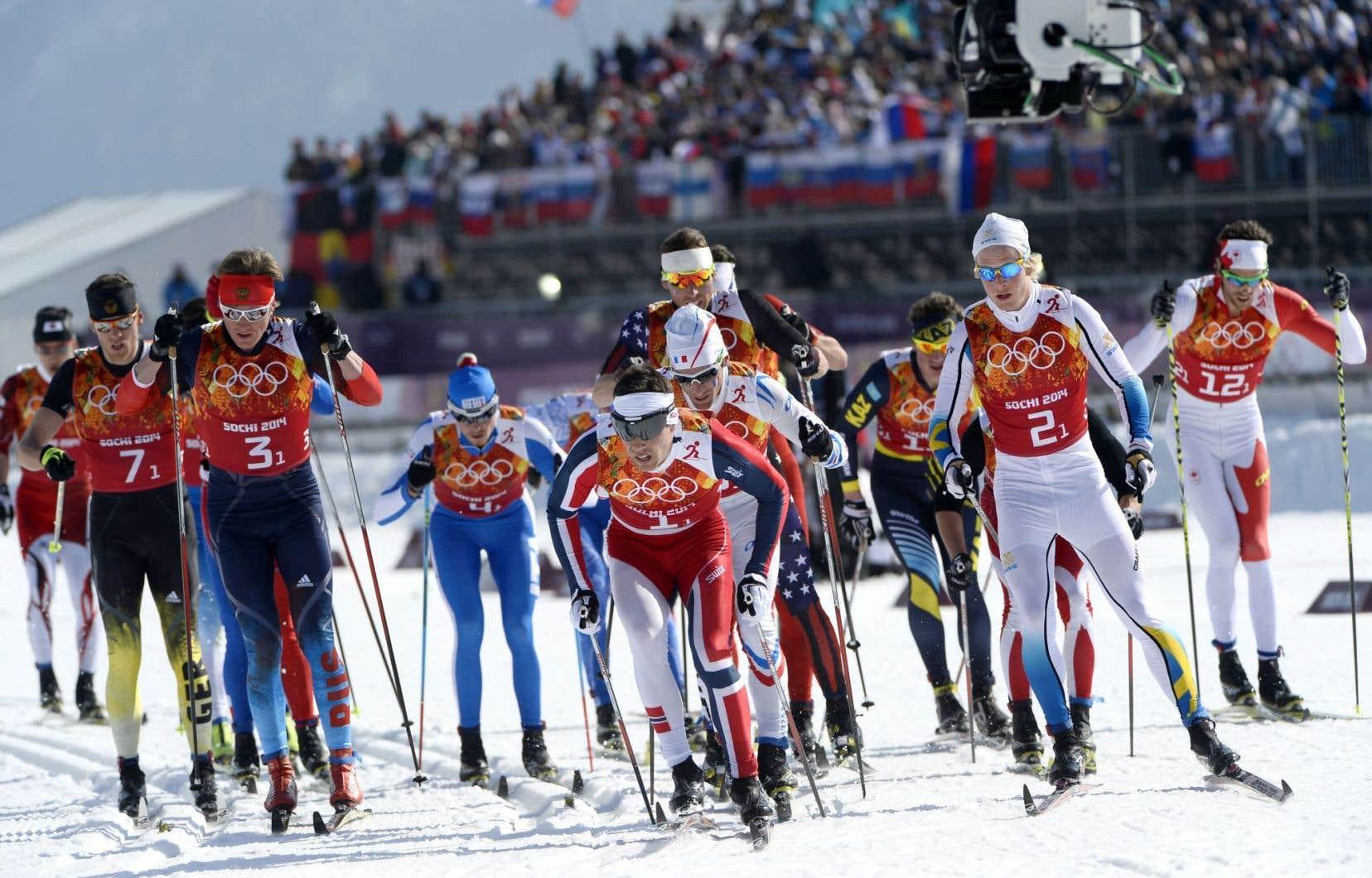 Plusieurs compétitions internationales et grands événements sportifs négligent le français.