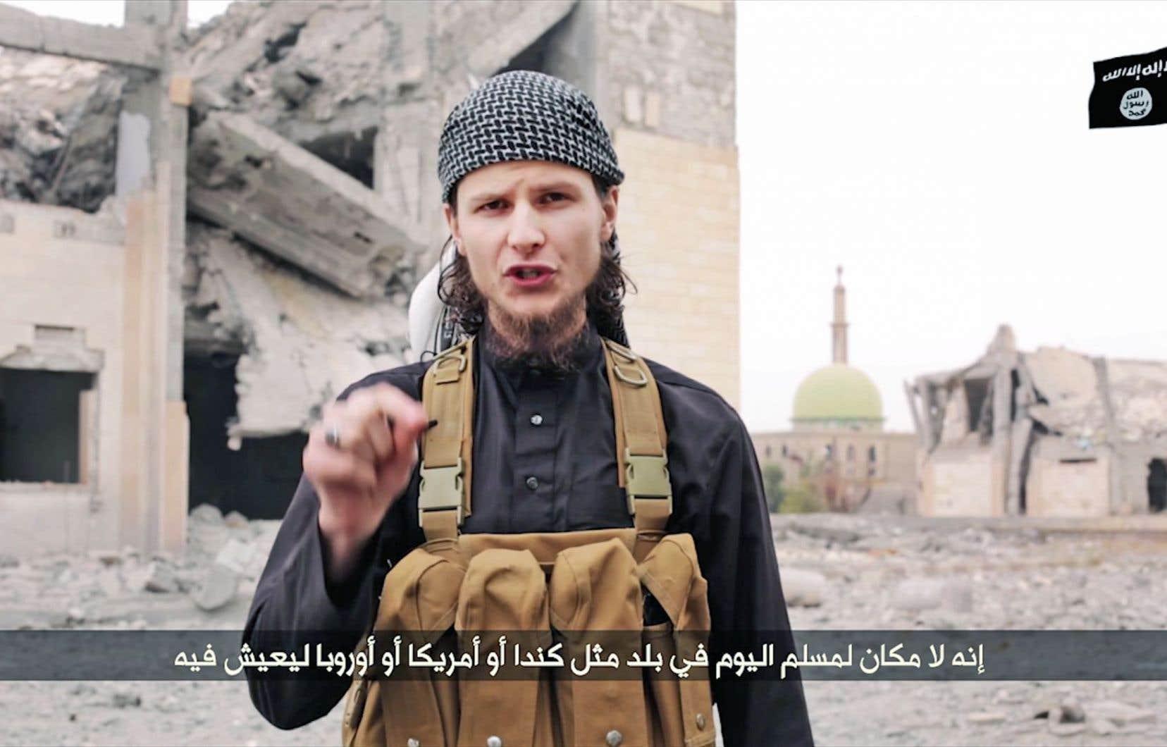 L'Ontarien John Maguire se serait converti à l'islam et radicalisé. Selon la GRC, il se serait acheté un billet d'avion d'aller simple pour la Syrie l'an dernier.
