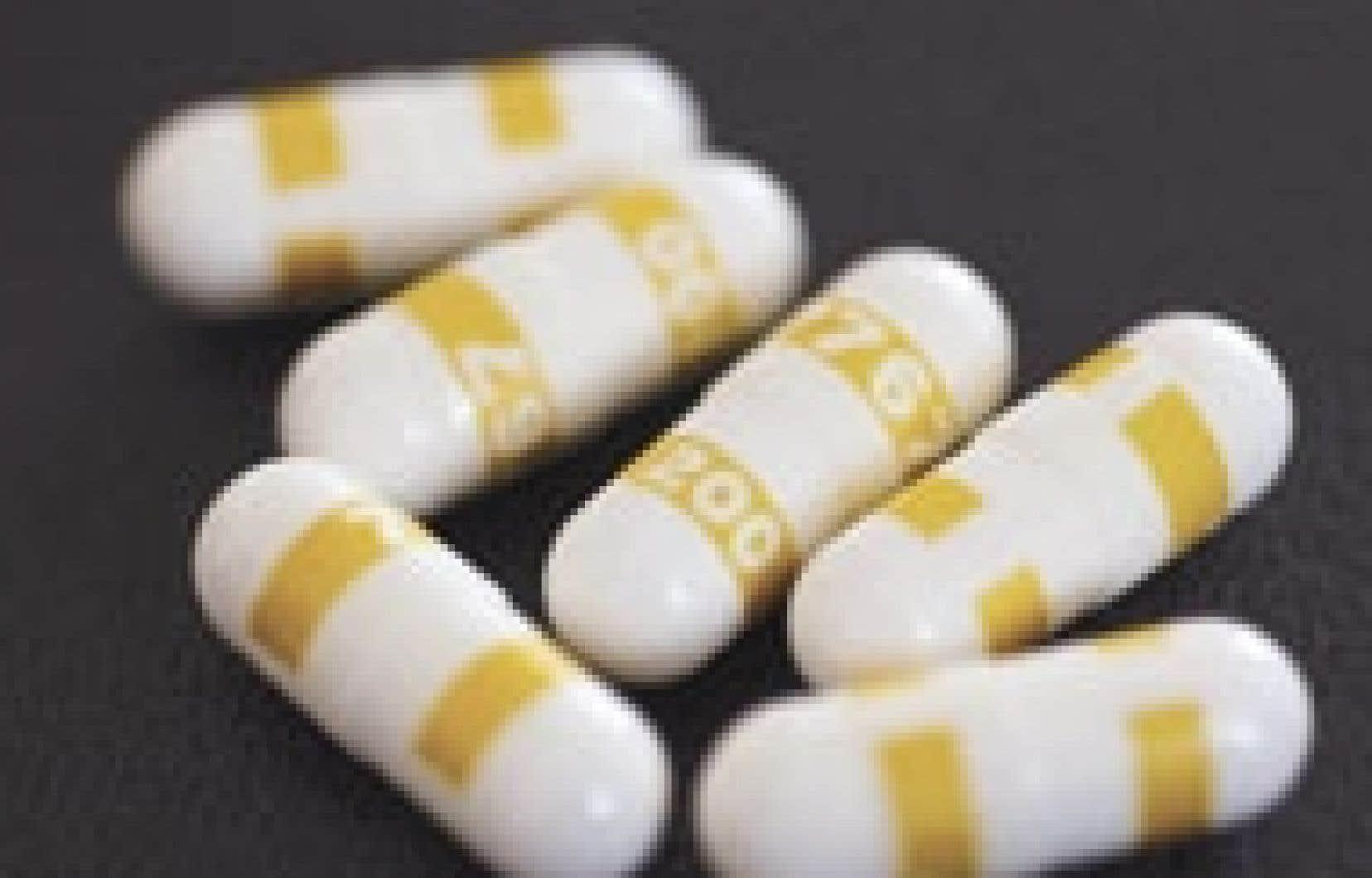Des capsules de Celebrex.