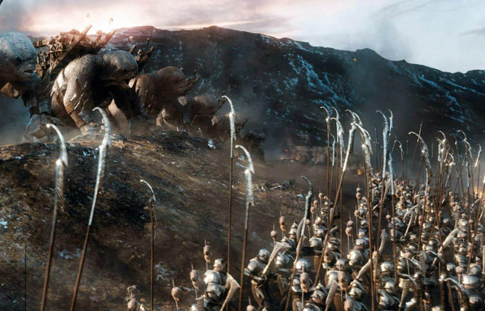 «Le Hobbit: la bataille des cinq armées» clôt une saga bien trop longue.