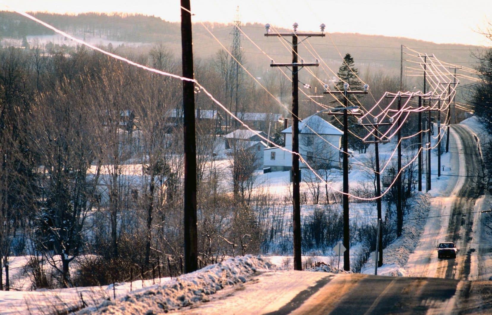 Le Québec n'est pas un assemblage de territoires homogènes. Ce qui influence le développement varie d'une région à l'autre.